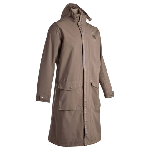Horse Riding Raincoat Sentier,iced chestnut