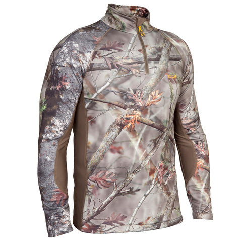 Hunting T-Shirt Actikam 500,camouflage