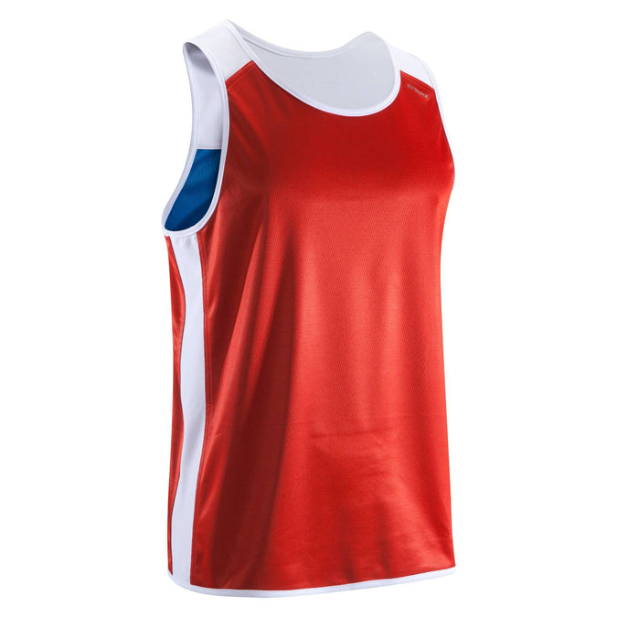 Competitive Boxing Reversible Tank Top 900,vermilion, photo 1 of 20