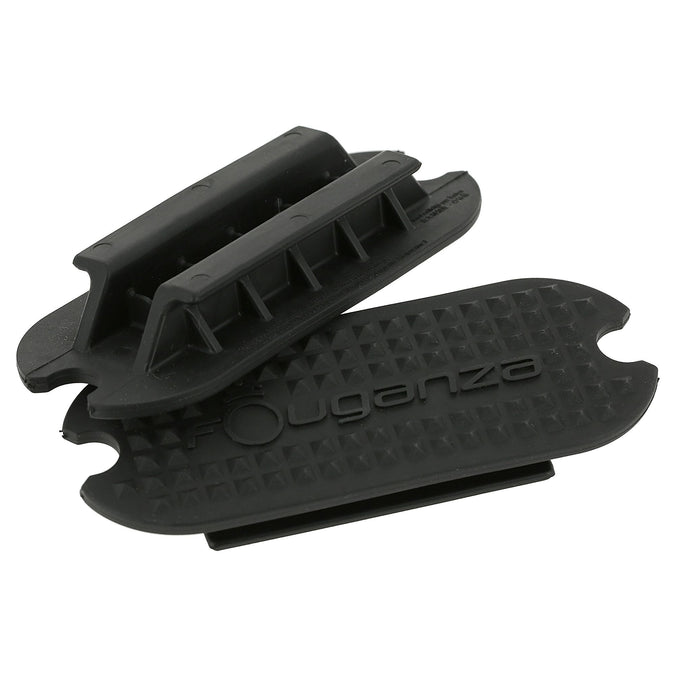 Horse Riding Stirrup Iron Treads,black, photo 1 of 2