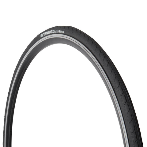 Road Bike Flex Bead Tire Protect+,black