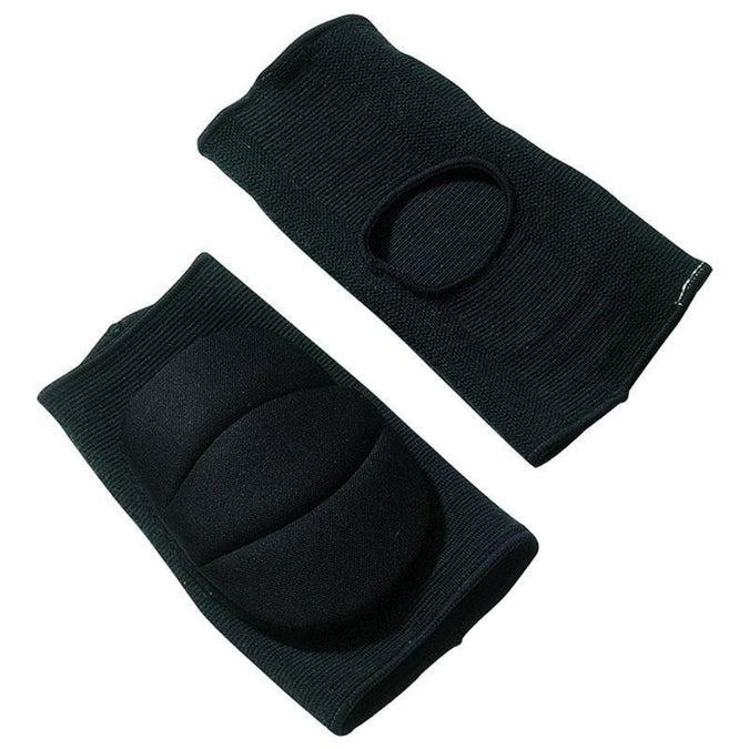 Women's Dance Knee Pads,black, photo 1 of 3