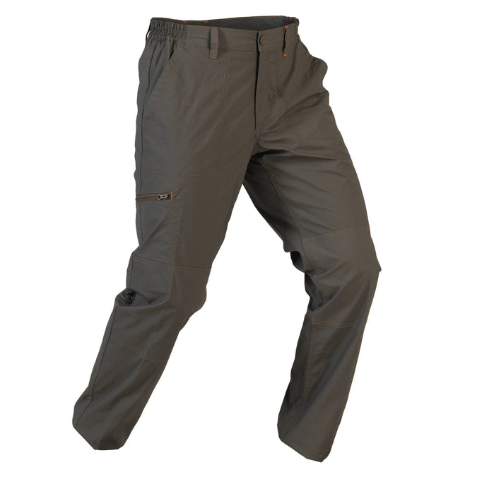 Men's Hunting Lightweight Breathable Pants 100,bronze, photo 1 of 10