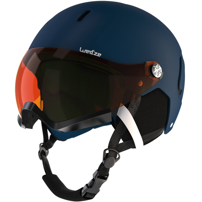 Ski & Snowboard Helmet FEEL 150 S2,blue, photo 1 of 9