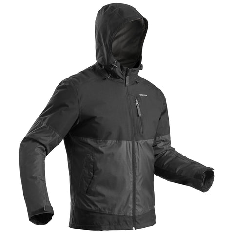 Men's Snow Hiking Jacket X-Warm SH100,