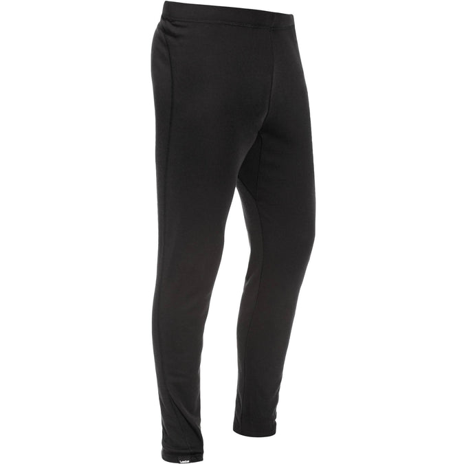 Men's Ski Base Layer Pants Simplewarm,black, photo 1 of 7