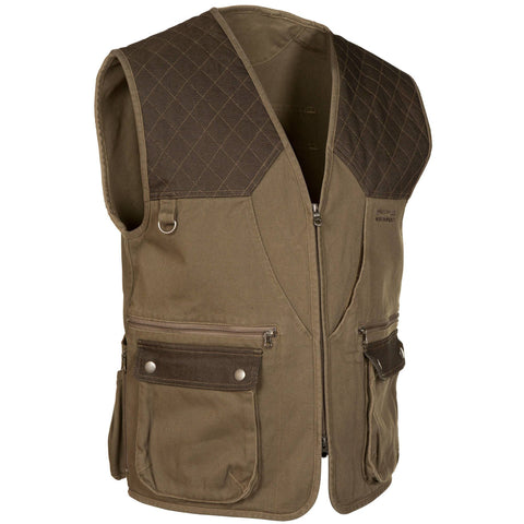 Men's Hunting Vest Waterfowl Steppe 500,