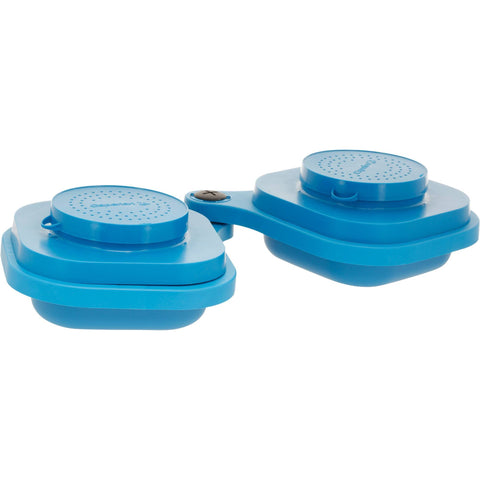 Fishing Livebait Box & Holder B R X2,blue