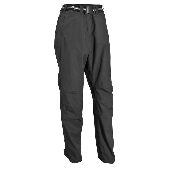 Horse Riding 2-in-1 Waterproof Overpants,carbon gray, photo 1 of 14