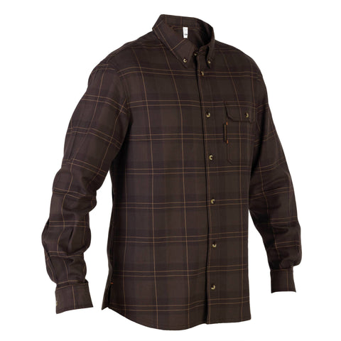 Hunting Shirt Plaid Taiga 100,
