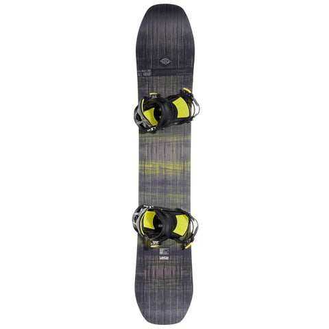 Men's All-Mountain Snowboard Bullwhip 500 All Road Package,