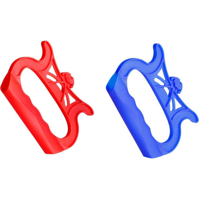 Moulded Handles for a 2-line Stunt Kite,blue, photo 1 of 4