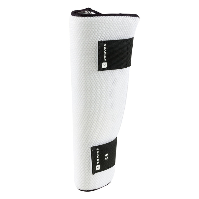 Shin Guard Air Cooling,white, photo 1 of 1