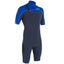 Men's Surfing Neoprene Front-Zip Wetsuit 900 Shorty - 2 mm,