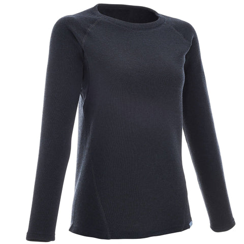 Women's Nature Hiking Pullover NH100,