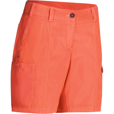 Women's Travel Backpacking Shorts Arpenaz 500,