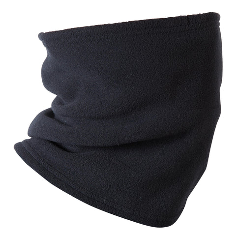 Winter Fleece Cycling Neck Warmer 100,black