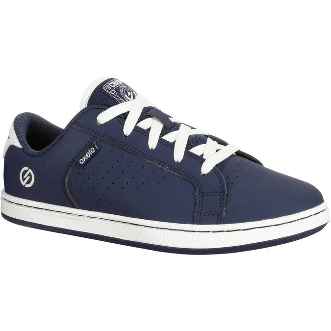 Kids' Skateboarding Shoes Crush Beginner II,navy blue, photo 1 of 18
