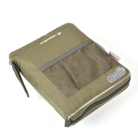 Carp Fishing Leader Bag Moon Concept,khaki