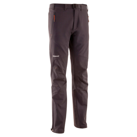 Men's Mountaineering Pants Light,carbon gray