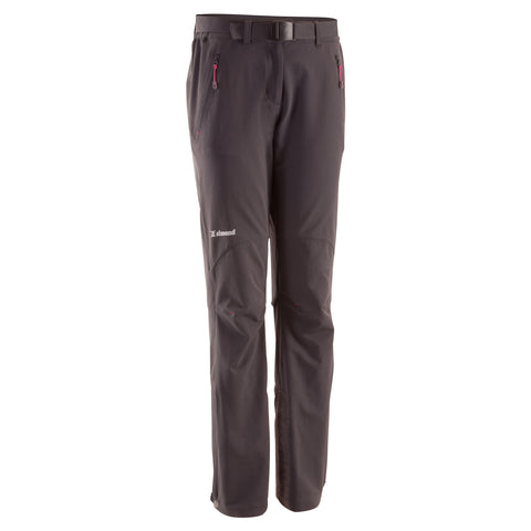 Women's Mountaineering Light Pants,carbon gray