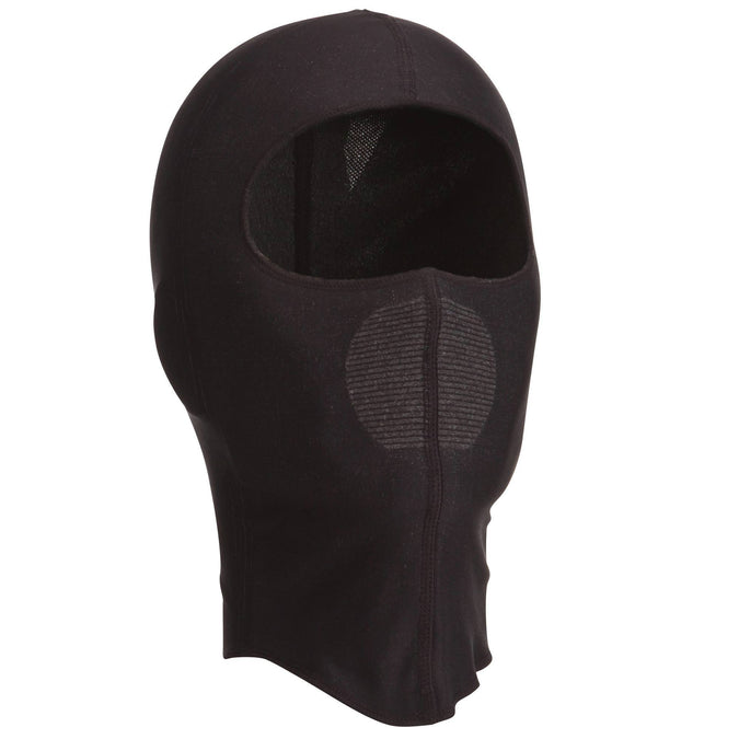 Wedze, Ski Balaclava Helmet Liner, Kids',black, photo 1 of 3