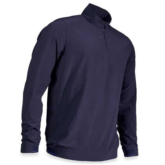 Inesis Water-Repellent Golf Windbreaker, Men's,navy blue, photo 1 of 12