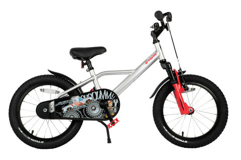 Btwin HYC900, Kids' Hybrid Bike, 16