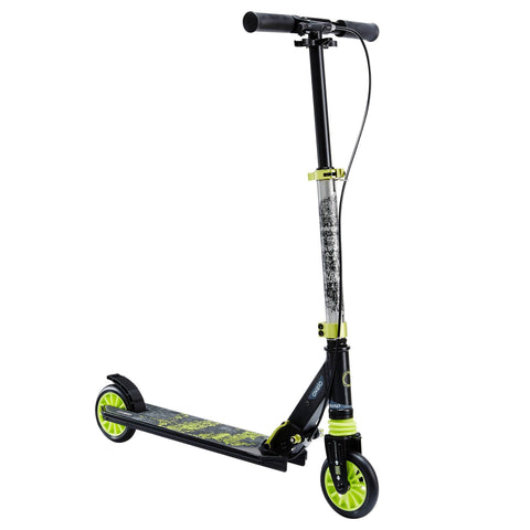 Kids' Scooter with Handlebar Brake and Suspension Mid5,