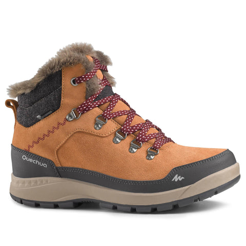 Hiking Snow Boots X-Warm Mid SH500,