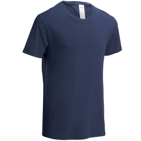 Gym & Pilates Regular-Fit T-Shirt Sportee,navy blue