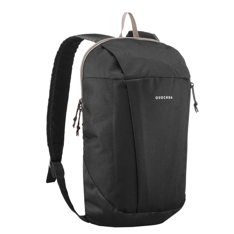 Nature Hiking Backpack 10 L NH100,charcoal gray