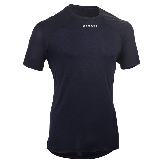 Men's Rugby Training T-Shirt,midnight blue, photo 1 of 10