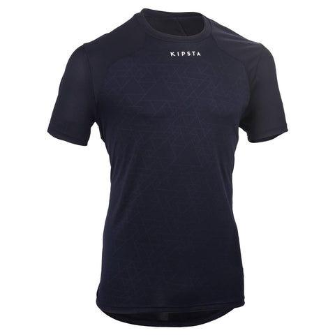 Men's Rugby Training T-Shirt,midnight blue