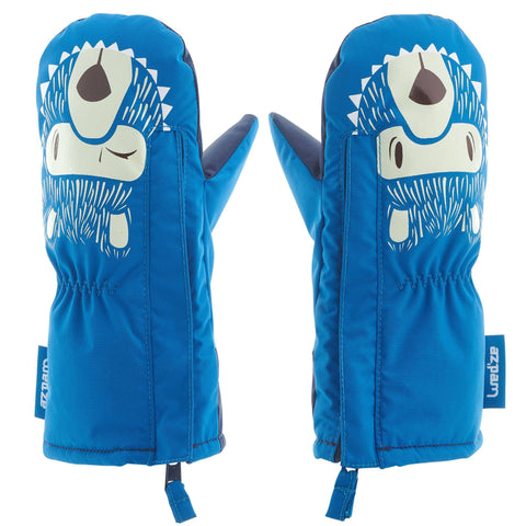 Babies' Skiing/Sledging Mittens Warm,