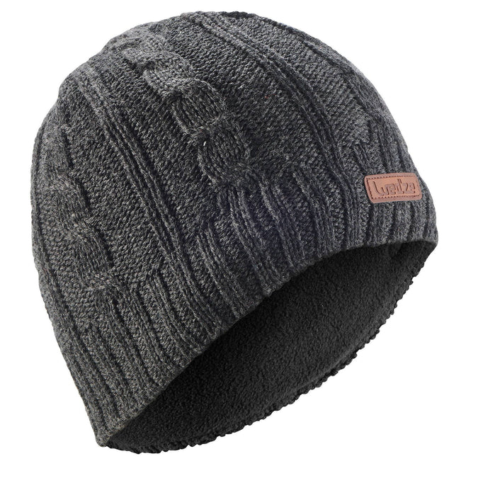 Woven Knit Beanie,carbon gray, photo 1 of 7