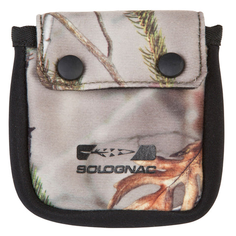 Hunting Pouch 10 Bullets 300,green