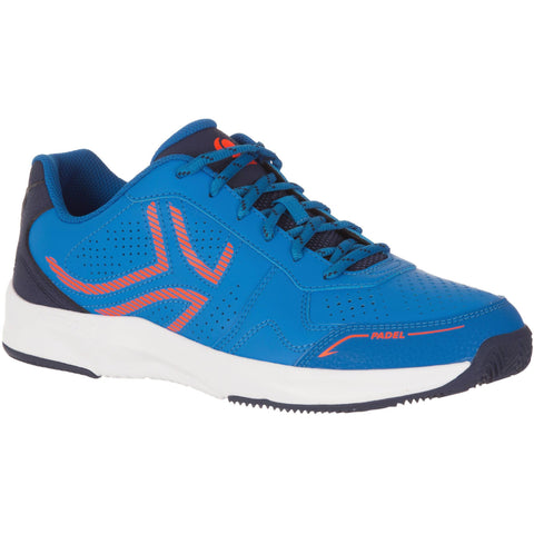 Men's Paddle Ball Shoes PS830,electric blue