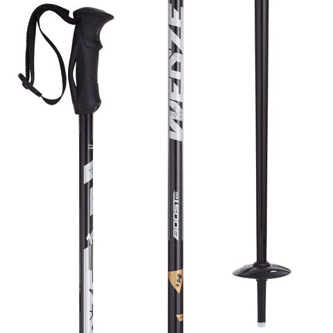 Men's Ski Poles Boost 100,black