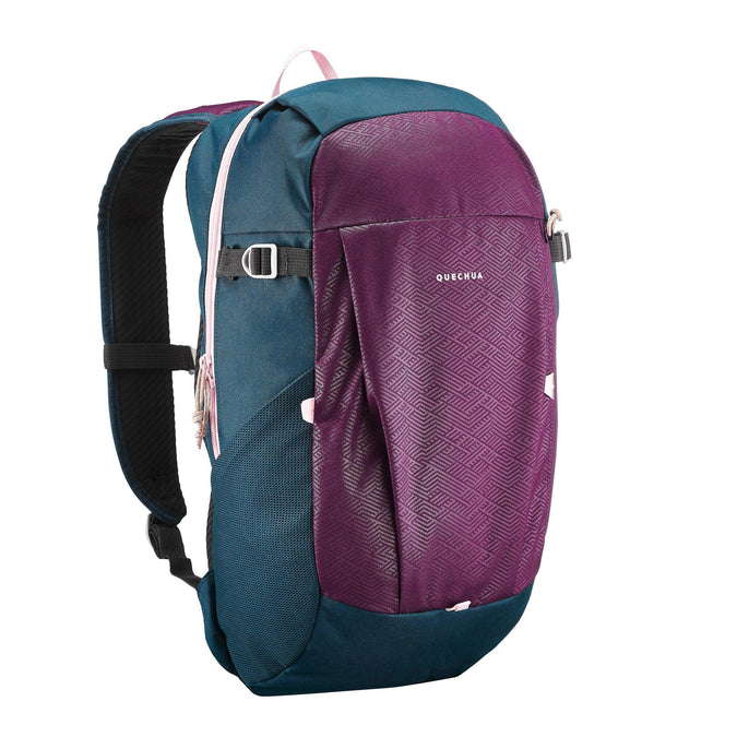 Nature Hiking Backpack 20 L NH100,plum, photo 1 of 14