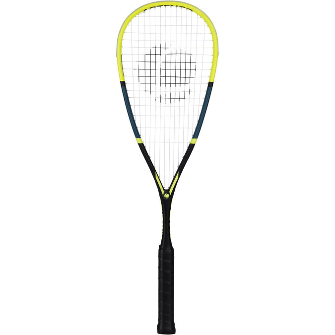 Squash Racket SR 160,black/yellow, photo 1 of 17