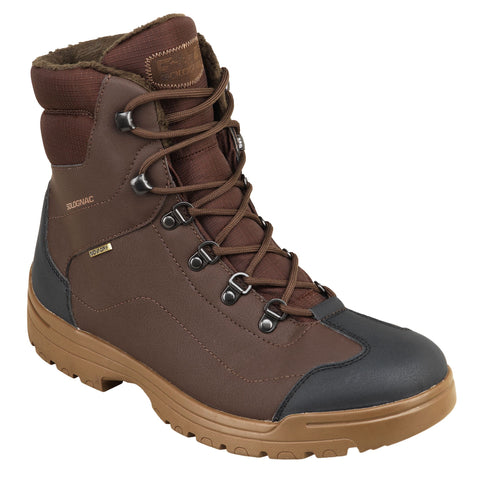 Men's Hunting Warm Land Boots 100,cocoa