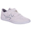 Men's Tennis Strap-Fastened Shoes TS100 White,