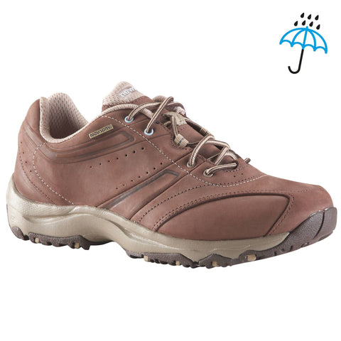 Women's Power Walking Waterproof Shoes Nakuru,brown