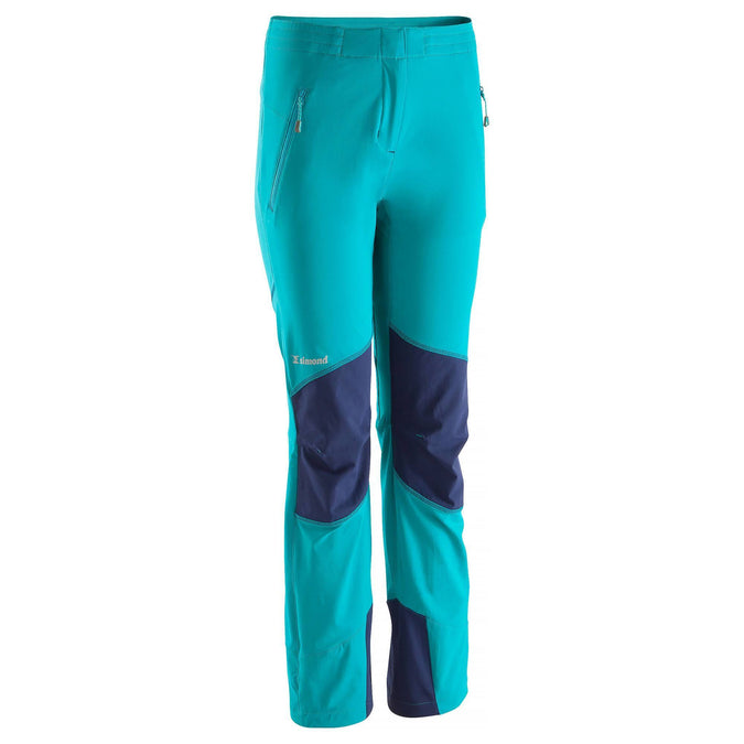 Women's Rock Climbing Pants,deep turquoise, photo 1 of 6