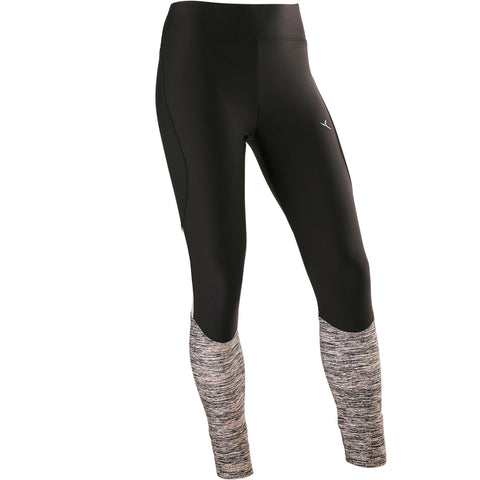 Girls' Gym Leggings Breathable Synthetic S500,