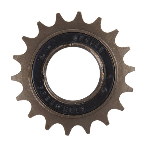 Cycling Screw-On 1-S Freewheel,black