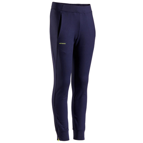Boys' Thermal Tennis Bottoms,midnight blue