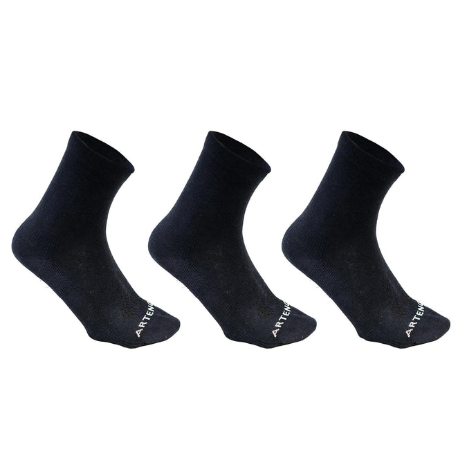 Artengo RS160, Tennis Socks, 3-Pack,midnight blue, photo 1 of 7