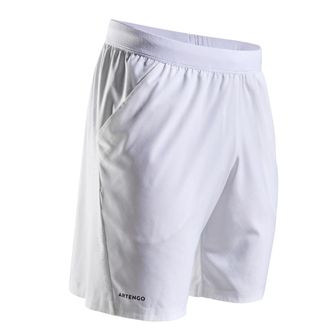 Tennis Shorts Light 900,snowy white, photo 1 of 9